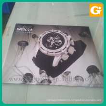 promotion poster of wrist watch,a3 poster paper