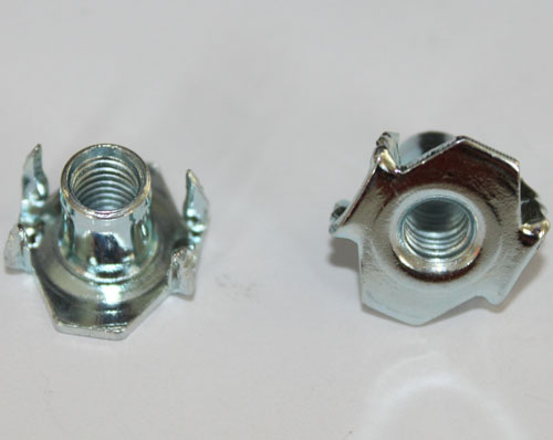Carbon Steel Hopper T Nuts