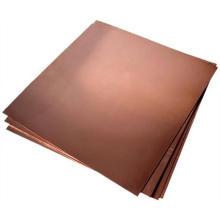 Feuille de cuivre non oxydée