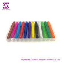 Crayons de peinture de visage d'enfants à base d'eau 12Colors Stick Pen