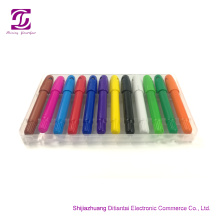 Kids Water-based Face Paint Crayon 12 Color Sticks