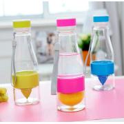 Heta nya produkter för födelsedag gåva bärbara vitalitet Juice källa flaska citron Cup