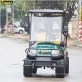 Ce Approved Golf Cart Gute Qualität 4 Sitze Elektro Golf Cart