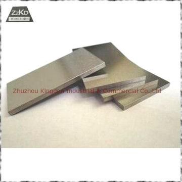 Bouclier à haute température - Plaque de tungstène pure