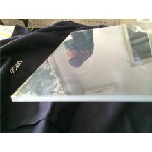Feuille transparente de PVC d'épaisseur de 1mm pour se plier