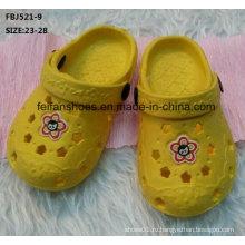 Горячая Продажа Ева забивают сад обувь тапочки (FBJ521-9)