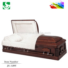 JS-A895 good quality casket online factory