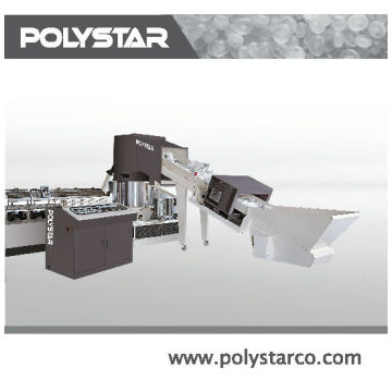 Automatic Screen changer (plastic recycling machine)
