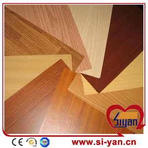 Vacuum press pvc foil for mdf