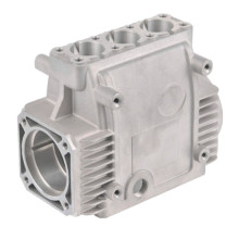 Cast Aluminum Auto Crankcase Housing