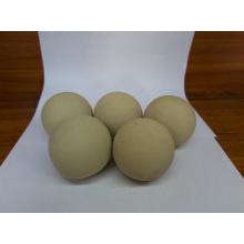 Boule en céramique d'alumine élevée Al203 pour broyeur à boulets