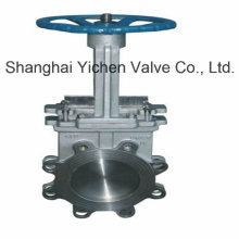 Lug Stainless Steel Knife Gate Valve