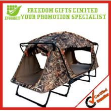 Neuer Entwurf, der tragbares Bett CampingTents faltet