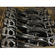 Best Price on for China Cast Iron Railway Parts,Railway Parts,Cast Iron Railway Track Manufacturer and Supplier Cast Iron Engineering Equipment Feet Pedal export to Bahamas Manufacturer