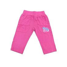 Pantalones de chica de moda, ropa de niños populares (SGP032)