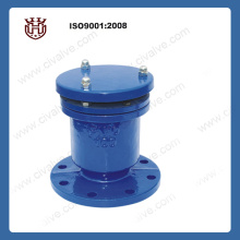 Cast iron single air release valve ,release air and water