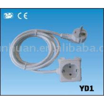 Power Cord for Iron Board socket
