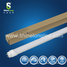 8W T8 led tube light energy saving led fluorescent tube