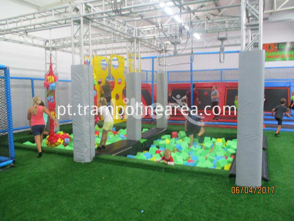 Commercial kids Indoor Trampoline