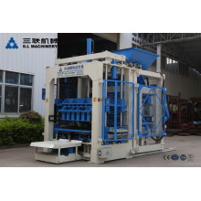 Máquina de bloque hueco QFT10-15hollow