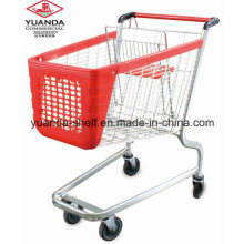 Hot Sale New Style Shopping Cart/ Shopping Trolley
