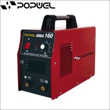 2015 Máquina de soldadura caliente del inversor del mosfet de la máquina de soldadura de la venta MMA160