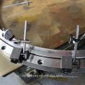 Roulement de pivotement de grand diamètre Rollix pour la remorque