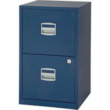 Powder coating 2 drawer verticall filing cabinet