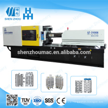 Small sized plastic injection molding machine price