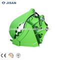 Excavator Hydraulic Gripper Bucket Grapple Bucket Clamp
