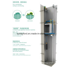 Machine Roomless Freight Elevator with Vvvf Control