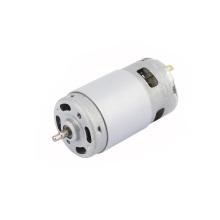 Precisão Escova de metal 42mm 220 / 230V DC Electro motor