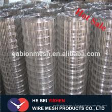 galvanized wire mesh roll wire fencing