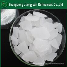 15,8% - 17% High Purity Flake / Granular / Pó Sulfato de alumínio para tratamento de água Uso com Best Selling
