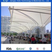matériau de construction de toit de stade