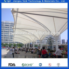 stadium roof construction material
