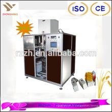Prix de la machine d'emballage au riz type type DCS-5F16
