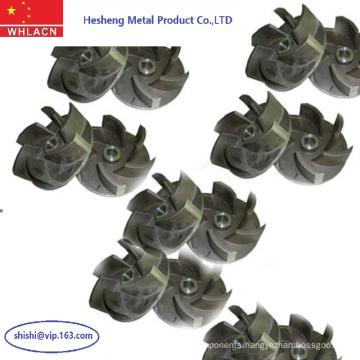 Foundry Precision Investment Casting Pump Impreller
