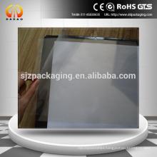 100mic clear pet film- much pure transparent