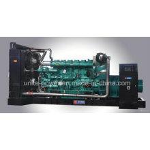 60Hz 500kVA / 400kw Open Frame Diesel Generator Sets mit Yuchai Motor