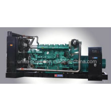 60Hz 500kVA/400kw Open Frame Diesel Generator Sets with Yuchai Engine