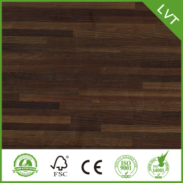 high quality PVC Vinyl Floorings Tiles With Fiberglass