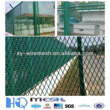 Maillage métallique expansé utilisé pour la clôture et la grille / treillis en métal déployé de Guangzhou