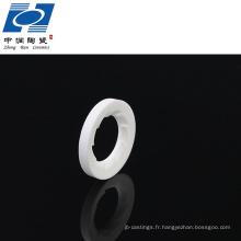 Rondelle isolante en céramique d'alumine