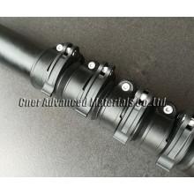Tubo fabricado profesionalmente en fibra de vidrio de alta calidad.