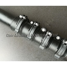 Tubo de fibra de vidro de alta qualidade fabricado profissional