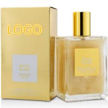 Private Label Skin Whitening Moisturizing Shimmering Body Oil
