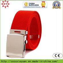 Fashional Unisex Fabric Woven Belt (XY141024006)