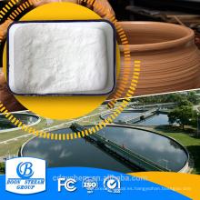 SODIUM HEXAMETA PHOSPHATE 68% como agente separador, suavizante de agua