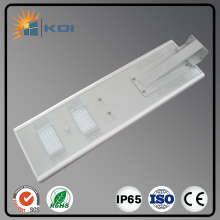 2018 hot sale all in one solar street light